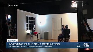 ASU investing in next generation of filmmakers