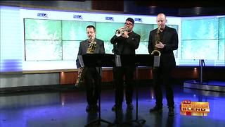 Christmas Music from Augie Haas and Friends - Video