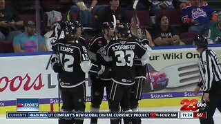 Condors drop game to Reign