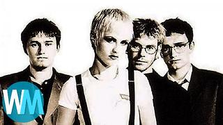 Top 10 The Cranberries Songs - Video