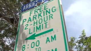 Permits for downtown parking coming to Delray Beach - Video
