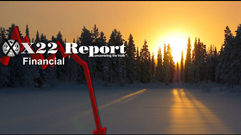 Ep. 2326a - Dark Winter Is The Cover Story For The Economic Reset