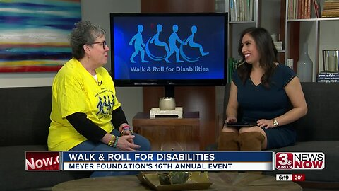 Walk and Roll for disabilities event to be held at Oak View Mall
