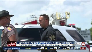 LCSO investigates active shooter threat at Chico's headquarters