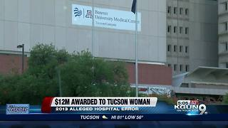 Tucson woman wins verdict against hospital - Video