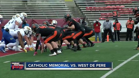 Friday Football Frenzy: State Championship Highlights (Part 2)