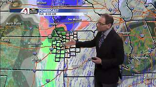 Jeff Penner Saturday Afternoon Forecast Update 3 17 18 - Video