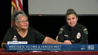 City of Glendale recognized first responders at Westgate shooting