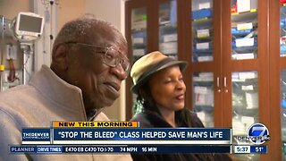 Stop the Bleed training helped wife save her husband's life