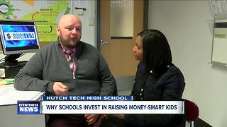 Financial literacy programs in schools help educate money-smart kids - Video