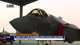 Selfridge Open House & Air Show 2017 - Video