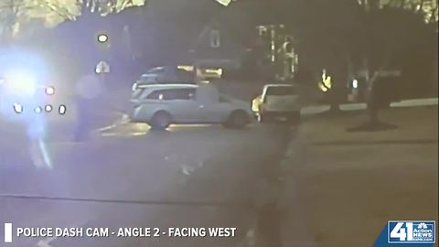 OPPD releases dash cam video from fatal shooting of teen