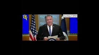 Pompeo Resolves a Transition Concern