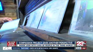 The Compassion Experience gives a look into a child's life from a different country - Video