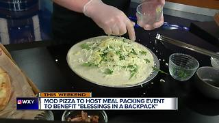 MOD Pizza to attempt to break world record with meal packing event