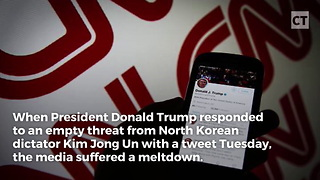 "After Trump's ""Childish"" Tweet, NK Makes Stunning Move"