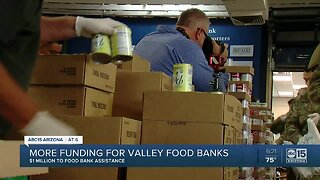 Food banks, homeless shelters receive funding amid COVID-19 outbreak