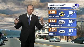 A Comfortable Thursday and Friday - Video