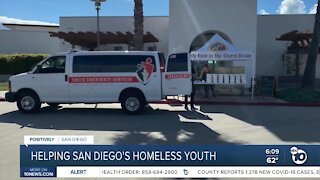 Helping San Diego's homeless youth