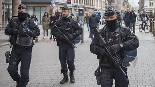 Manhunt Underway In France For Strasbourg Shooting Suspect