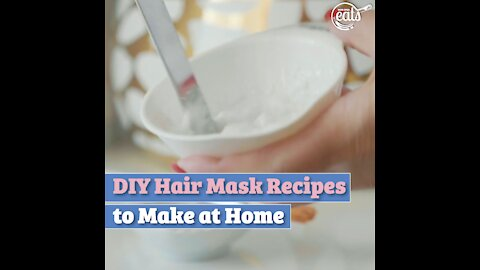 11 DIY Hair Mask Recipes to Make at Home