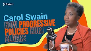Truth: Progressive Policies HURT Black Americans | The Candace Owens Show