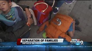 Immigration lawyer explains why families are being separated - Video