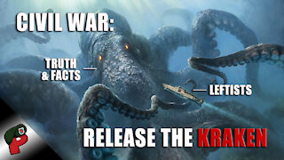 Civil War: Release the Kraken | Live From The Lair