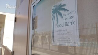 Food pantry helps students struggling with basic necessities during pandemic