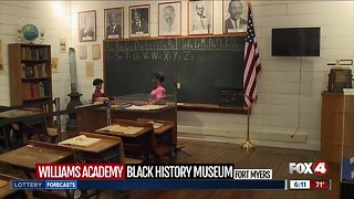 Black History Month: Williams Academy Black History Museum