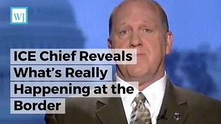 ICE Chief Goes On National TV, Reveals What's Really Happening At The Border Because Of Trump - Video