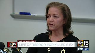 Ex-wife of Valley murder suspect speaks out