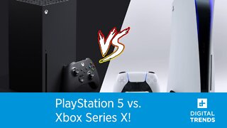 Gaming Console Showdown: PlayStation 5 vs Xbox Series X