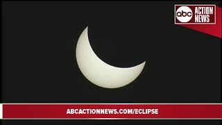 2017 ABC Action News Solar Eclipse coverage - Video