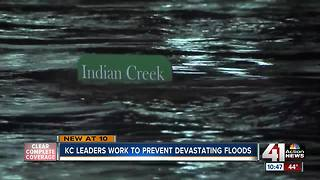 KC searches for flooding solutions - Video