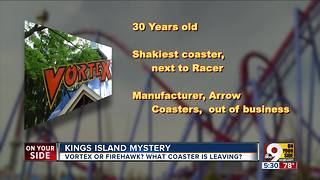 Kings Island mystery - Video