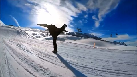Snowfeet Will Let You Skate Down Snowy Mountain Slopes in Place of Your Skis