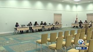 Riviera Beach city council meeting - Video