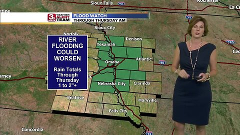 Jennifer's Thursday Forecast