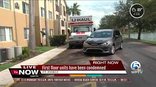 Deadline nears for Sabal Chase residents - Video