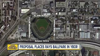 Hillsborough County makes their move to steal Tampa Bay Rays from St. Petersburg - Video
