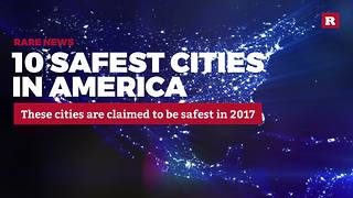 10 Safest Cities in America - Video