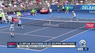Delray Beach Open Finals