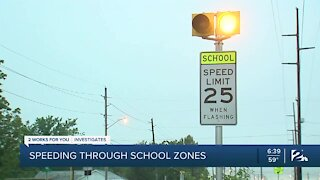 2 Works for You Investigates most ticketed school speed zones