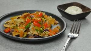 Veggie Migas - Video
