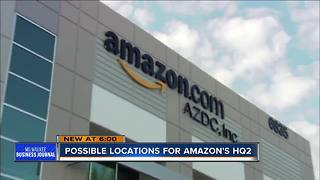 Making a pitch: Possible locations for Amazon's HQ2 site