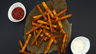 Pumpkin Fries Is The Recipe You Have To Try This Autumn Season - Video