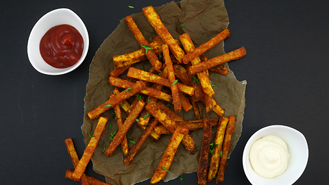Pumpkin Fries Is The Recipe You Have To Try This Autumn Season