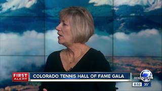 Colorado Tennis Hall of Fame Gala - Video
