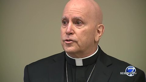 Press conference: Review of Catholic church sexual abuse to be undertaken in Colorado; reparations program planned